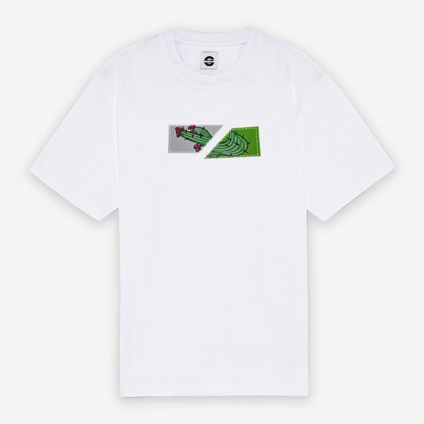 Customized T-Shirt Box Logo Cactus Swoosh