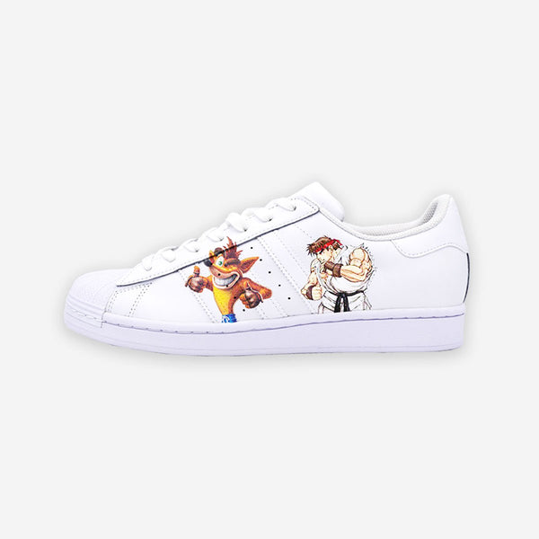 Customized Superstar Videogame