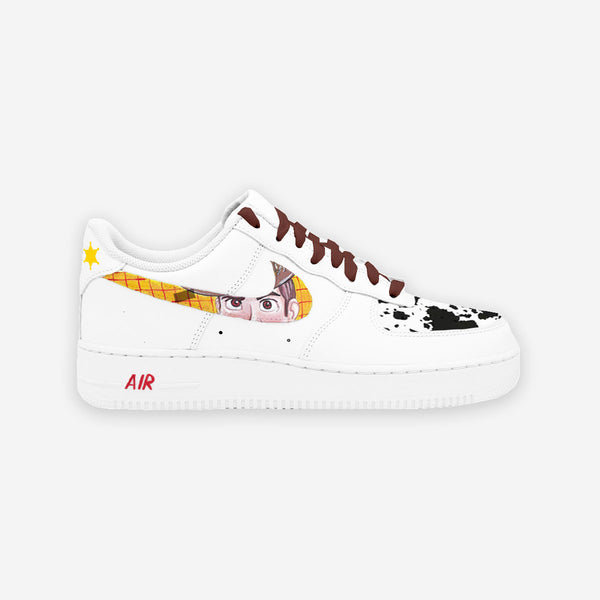 Customized Air Force 1 Toy Story Eyes
