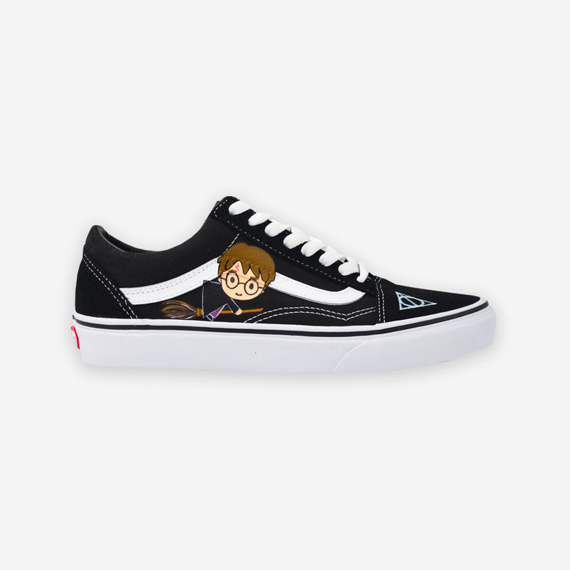 Customized Old Skool Harry P.