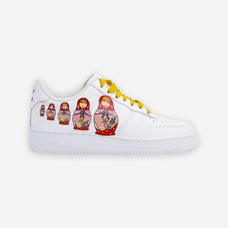 Customized Air Force 1 Matrioska