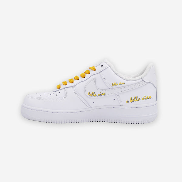 Customized Air Force 1 La Casa de Papel Berlino
