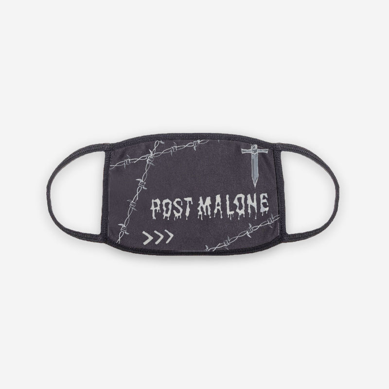 Customized Mask Post Malone
