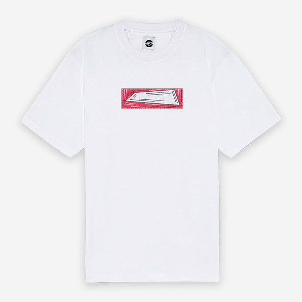 Customized T-Shirt Box Logo Sketched