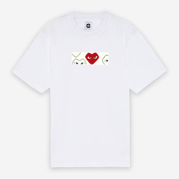 Customized T-Shirt Box Logo CDG