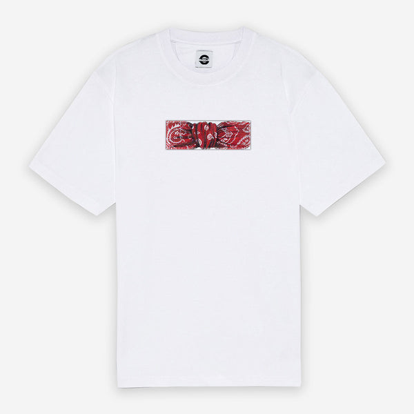 Customized T-Shirt Box Logo Bandana