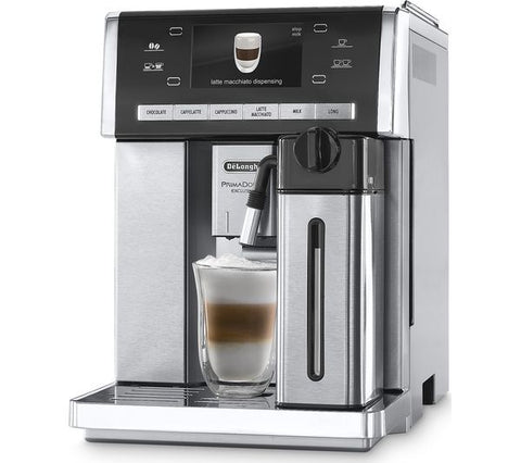DELONGHI Prima Donna Exclusive ESAM6900.M Bean to Cup Coffee Machine
