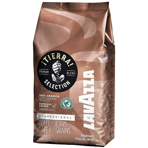Lavazza Tierra! Coffee Beans