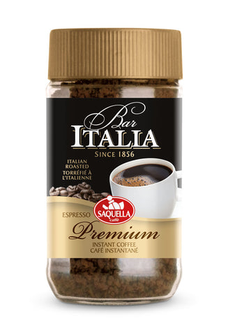 Instant Coffee Bar Italia PREMIUM - 100 gr. Jar