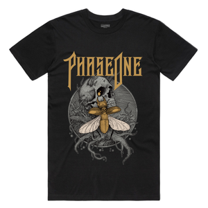 PHASEONE 'TRANSCENDENCY' T-SHIRT