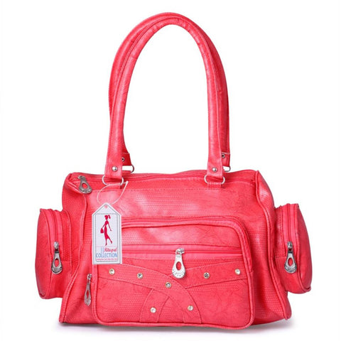Women's Regular Size PU Hand Bag