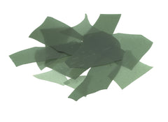 Aventurine Green Transparent, Confetti, 1 oz.