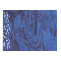 Blue Opal, Plum 1/8 sheet