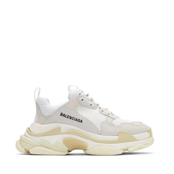 Baskets blanches Triple S