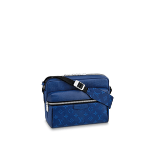 Sac Outdoor Messenger Cobalt
