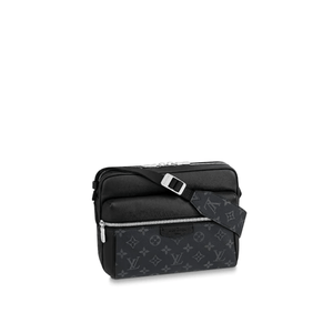Sac Outdoor Messenger Noir