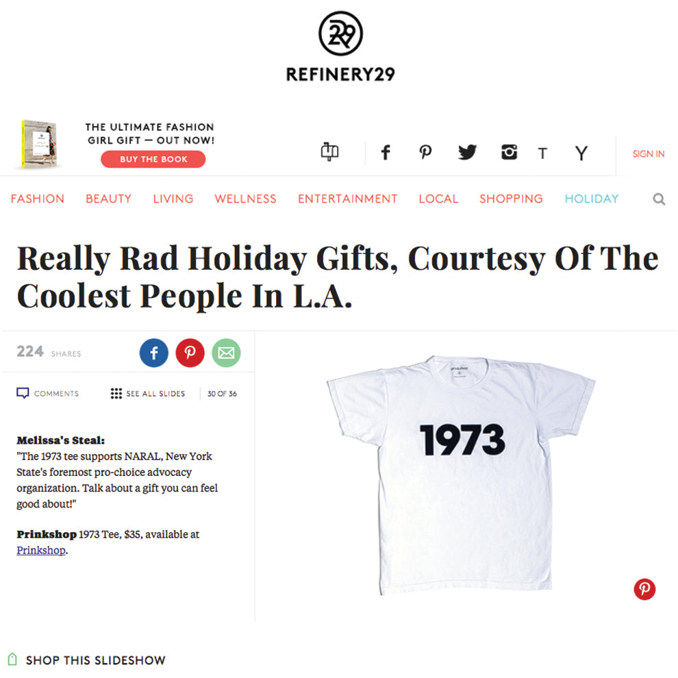 Refinery29 Online Shopping Guide