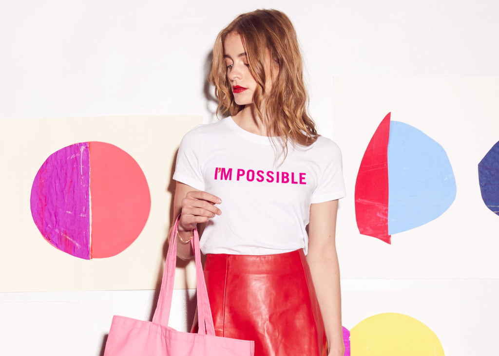 I'm Possible: Unisex Affirmation Tee