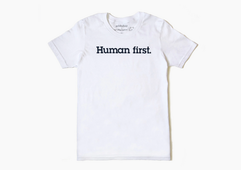 Human first : Youth Affirmation Tee