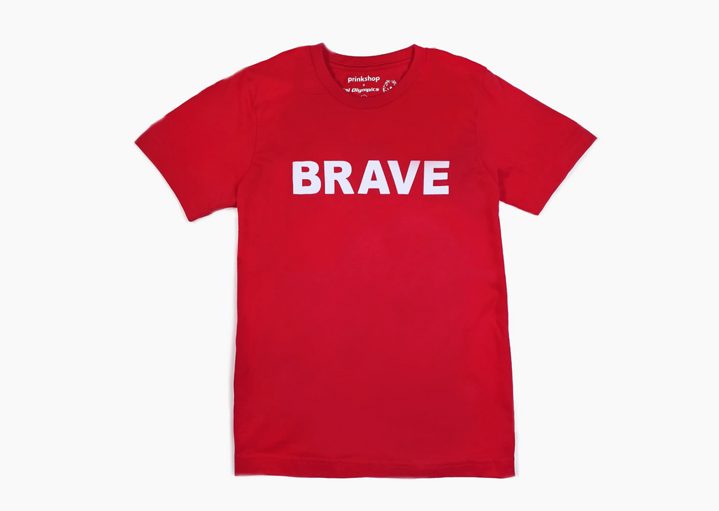 BRAVE : Youth Affirmation Tee