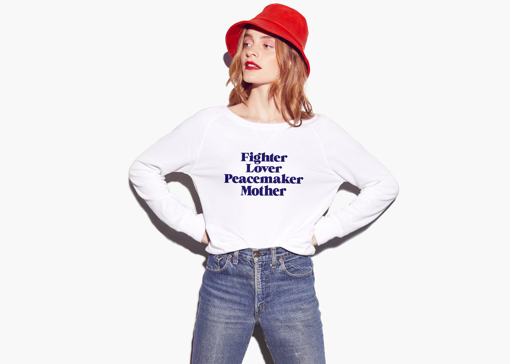 FIGHTER, LOVER : Proclamation Pullover