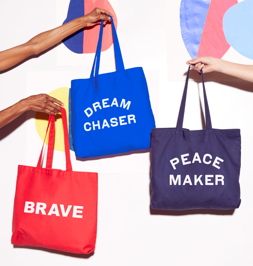 prinkshop x Special Olympics PEACE MAKER: Advocacy Tote