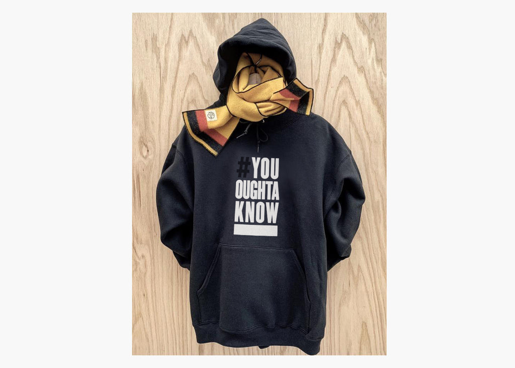 #You Oughta Know : Unisex Hoodie