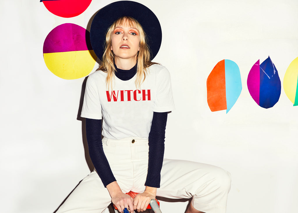 WITCH white/red: Women