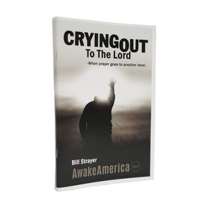 Crying Out To The Lord Awake America 365 Pastor Bill Strayer