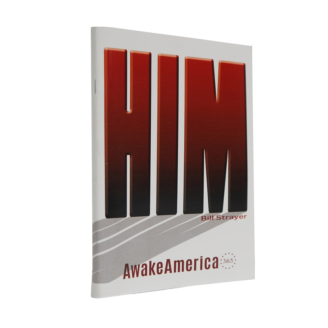 HIM Awake America 365 Bill Strayer