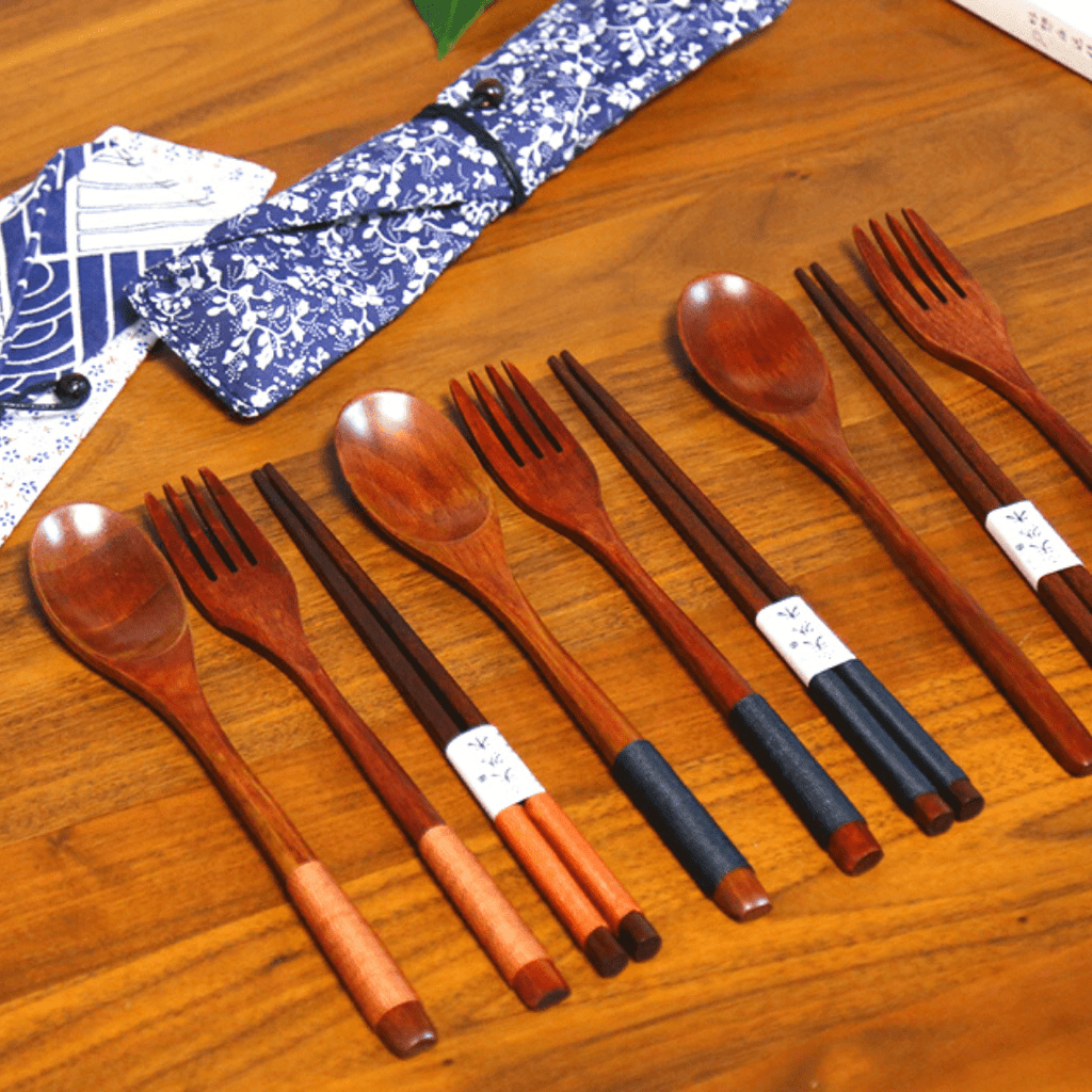 Reusable Cutlery set - EcoSpurs