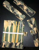 Eco Friendly Bamboo Cutlery Set - EcoSpurs