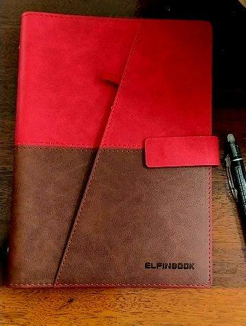 Smart Leather Diary - EcoSpurs