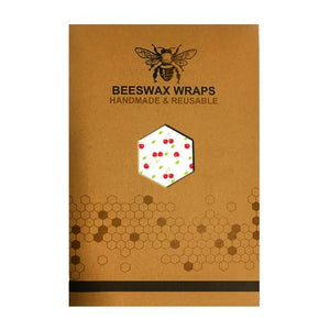 Open image in slideshow, Reusable Beeswax Wraps - EcoSpurs
