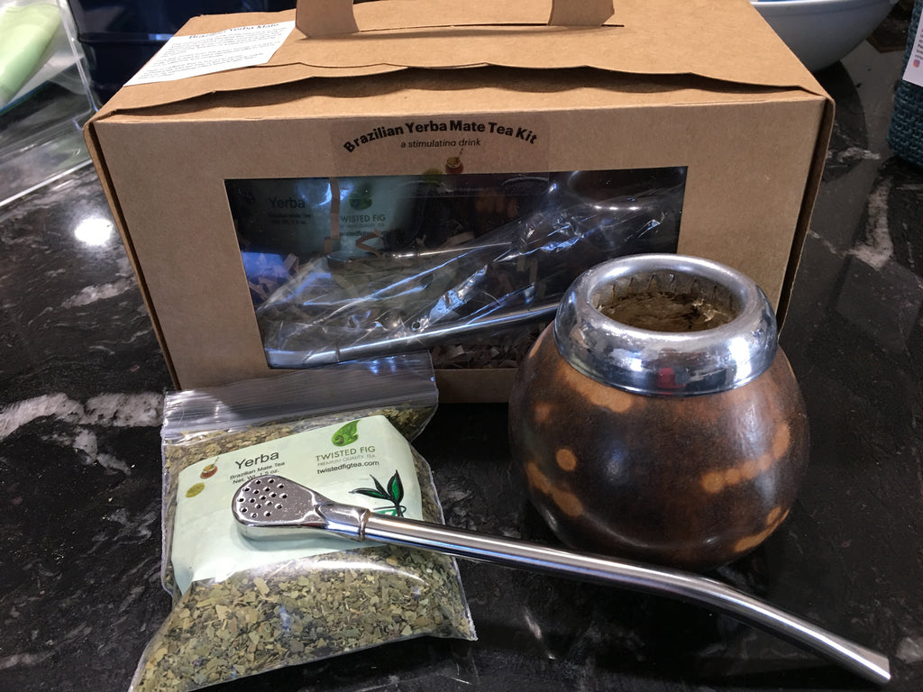 Brazilian Yerba Mate Kit