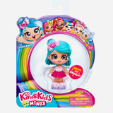 Kindi Kids Minis S1 Mini Doll - Cindy Pops Toy For Girls
