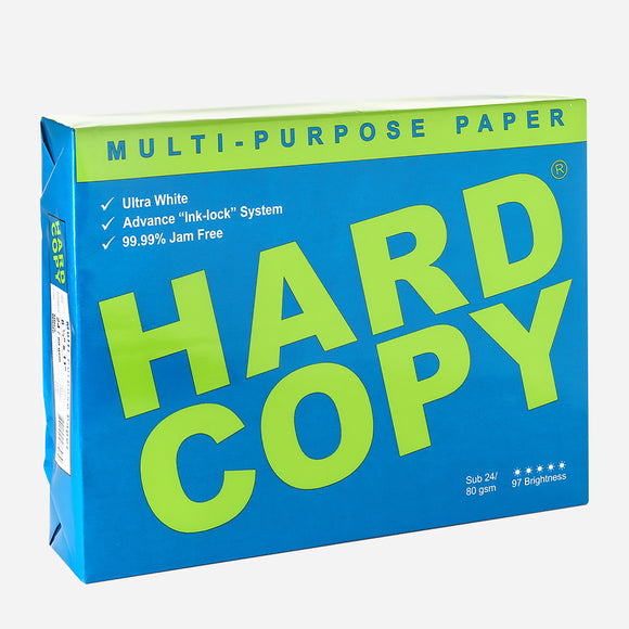 Advance Hard Copy Multi Purpose Paper Sub 24 Short