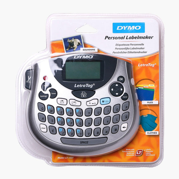Dymo Letratag Tabletop Label Maker LT100T