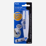 Plus Correction Tape Refillable Wh605/615/505-11