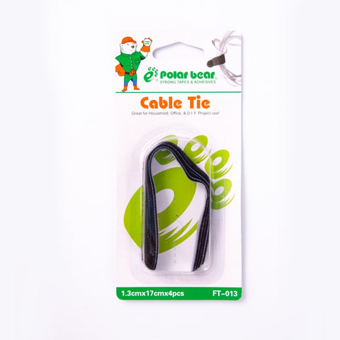 Polar Bear Cable Tie