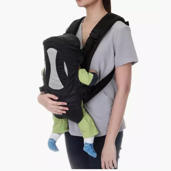 Picolo 4-Way Basic Soft Carrier Black
