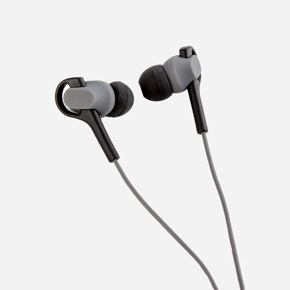 SSI Earphone In Ear S151 Black