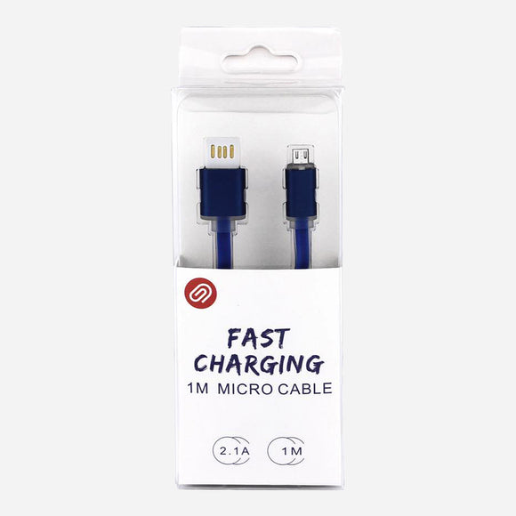 SSI USB Micro Cable S96 Blue