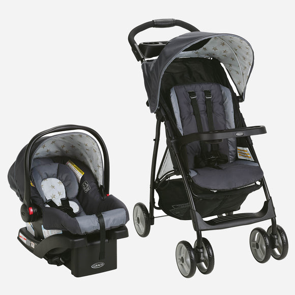 Graco Literider Lx Travel System Brilliant