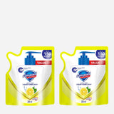 Safeguard Lemon Fresh Hand Soap 200Ml Pack Of 2