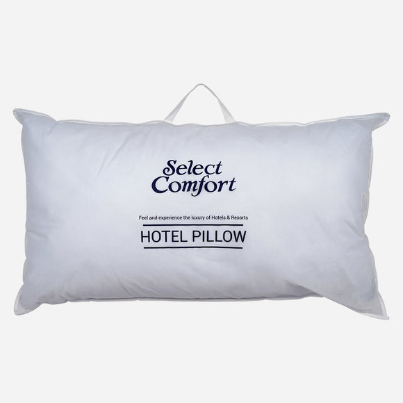 SELECT COMFORT HOTEL PILLOW 20X36