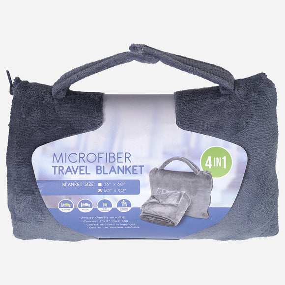 HOSH TRAVEL BLANKET 60X80