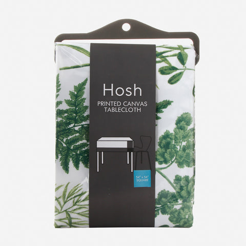 Hosh Square Fabric Table Cloth 54 x 54in