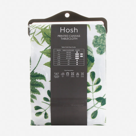 Hosh Round Fabric Table Cloth 70in