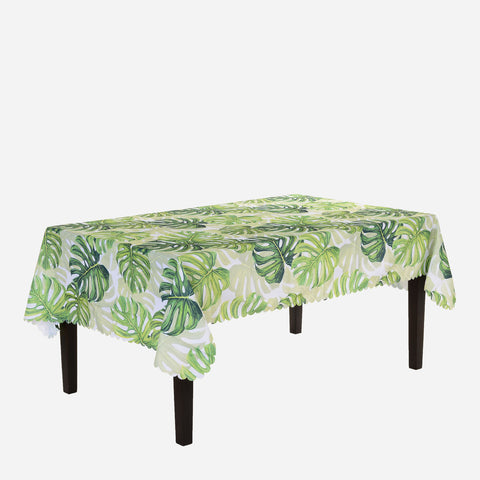 Hosh Rectangle Fabric Table Cloth 60 x 90in